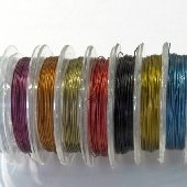 Jewelry wire tapes
