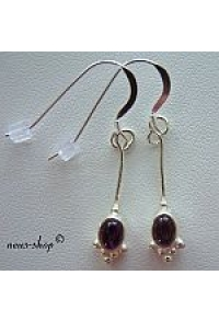 Earrings 925, 14K GF