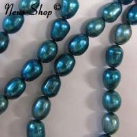 Süsswasserperlen Reis Online-Shop Aktionen Top Preise Modeschmuck Pandora Style Silber 925